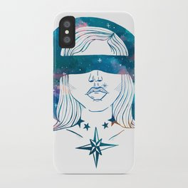 Blinded by the stars iPhone Case