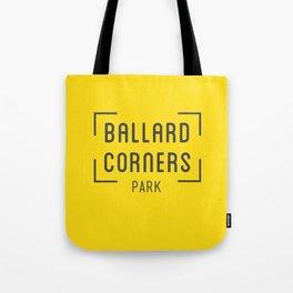 Ballard Corners Park Tote Bag