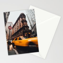 New York Second Stationery Cards