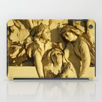 angels iPad Cases featuring Angels by David Jessamy