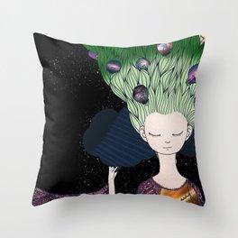 Idea Throw Pillow