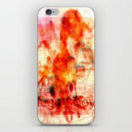 leggy boys iPhone Skin