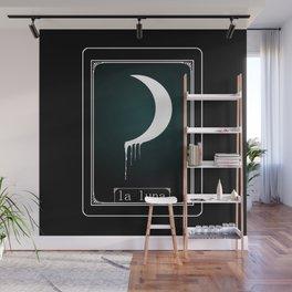 Luna Tarot Card Wall Mural