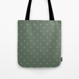 floral seed pod Tote Bag