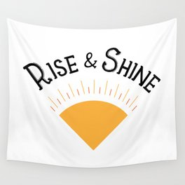Rise & Shine Wall Tapestry