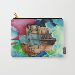 Peter Pan vs Captain Hook Carry-All Pouch