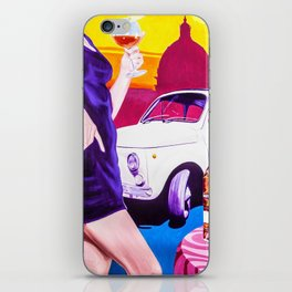 The Text Message iPhone Skin