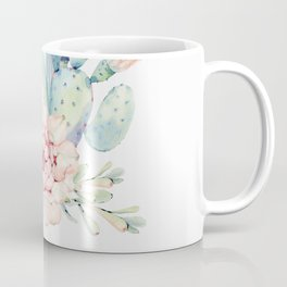 Mixed Cacti 2 #society6 #buyart Coffee Mug