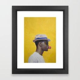Rocksteady Framed Art Print