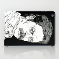 ron swanson iPad Cases featuring Ron Swanson by Andy Christofi