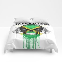 To The Core Collection: Jamaica Comforters