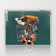 Mobster Puzzle Laptop & iPad Skin
