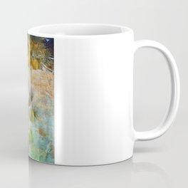 Palm Trees in Pond Coffee Mug