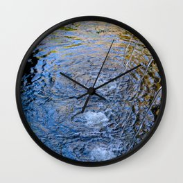 Living Water Wall Clock