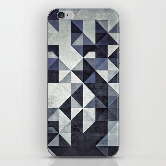 xkyyrr-hyldyrz iPhone & iPod Skin