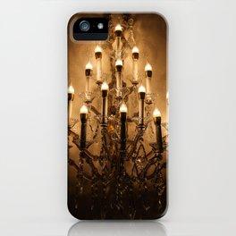 chandelier iPhone Case