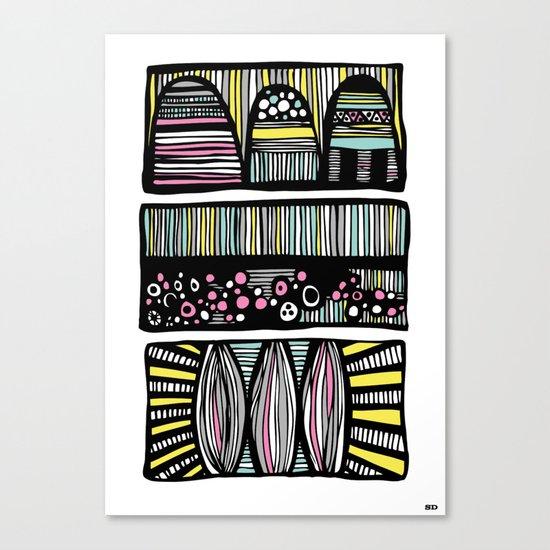 Free Style Canvas Print