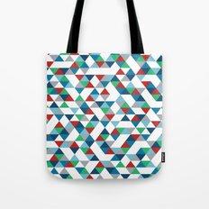 Triangles #3 Tote Bag