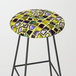 Mosaic Bar Stool