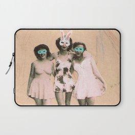 Imaginary Friends- Playmates Laptop Sleeve