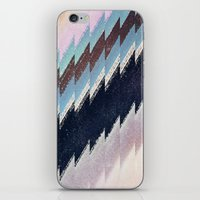 mirror iPhone & iPod Skins featuring mirror by spinL