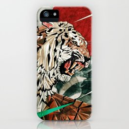 """Panthera Tigris"" iPhone Case"