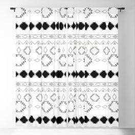 Tribal Boho Pattern Chic #1 #aztec #decor #art #society6 Blackout Curtain
