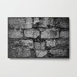 Building Blocks Metal Print
