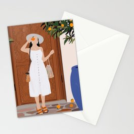 Colours of Marrakech Stationery Cards