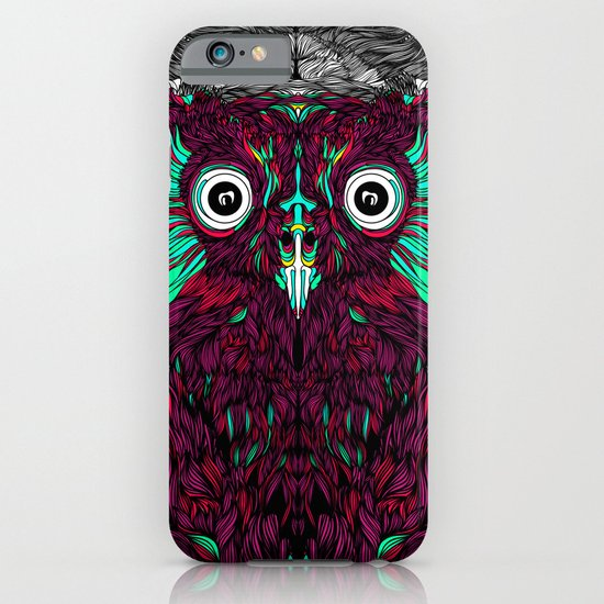 Owl You Need Is Love (Feat. Bryan Gallardo) iPhone & iPod Case