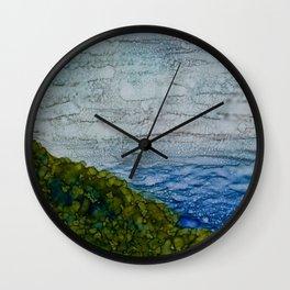 Kahakai Wall Clock