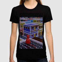 Vejigante City T-shirt
