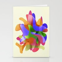 arya Stationery Cards featuring Dancers by Hinal Arya