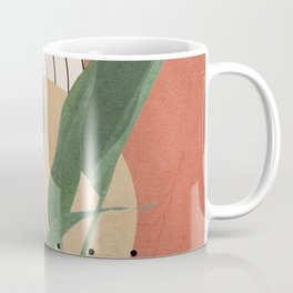 Nature Geometry V Coffee Mug