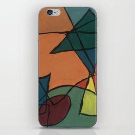 Cubist Martini iPhone Skin