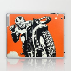 Thrills Spills Laptop & iPad Skin