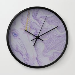 Unicorn Oracle 1: Lavender Wall Clock