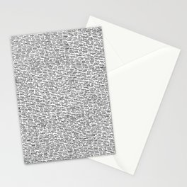 Securitee Stationery Cards