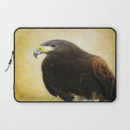 A Harris Hawk Laptop Sleeve