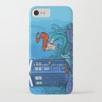 hallion iPhone & iPod Cases featuring Part of Every World by Karen Hallion Illustrations