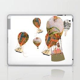 Hot Air Balloon Dream Laptop & iPad Skin