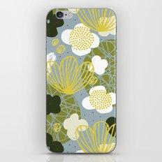 Kokedama Garden by Friztin iPhone & iPod Skin