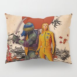 Beatrix and Leonardo Pillow Sham