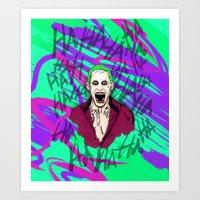 Mista J Art Print