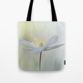 Irresistible Wood Anemone.... Tote Bag