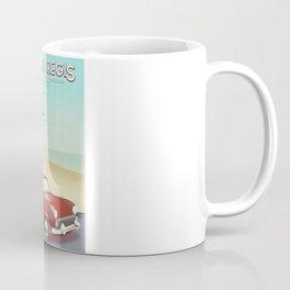 Bognor Regis Sussex travel poster Coffee Mug