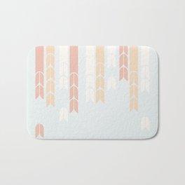 Japanese Pattern: Autumn Bath Mat