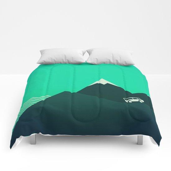 Travel! Comforters