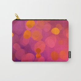 Mulberry Microcosm Carry-All Pouch