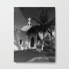 Nuestra Senora del Carmen Catholic Church Metal Print
